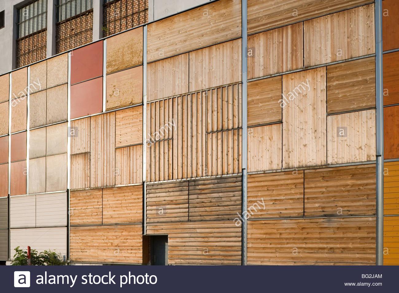 Top Holzfassade - Holz Fassade Stockfoto, Bild: 27103180 - Alamy ZD82