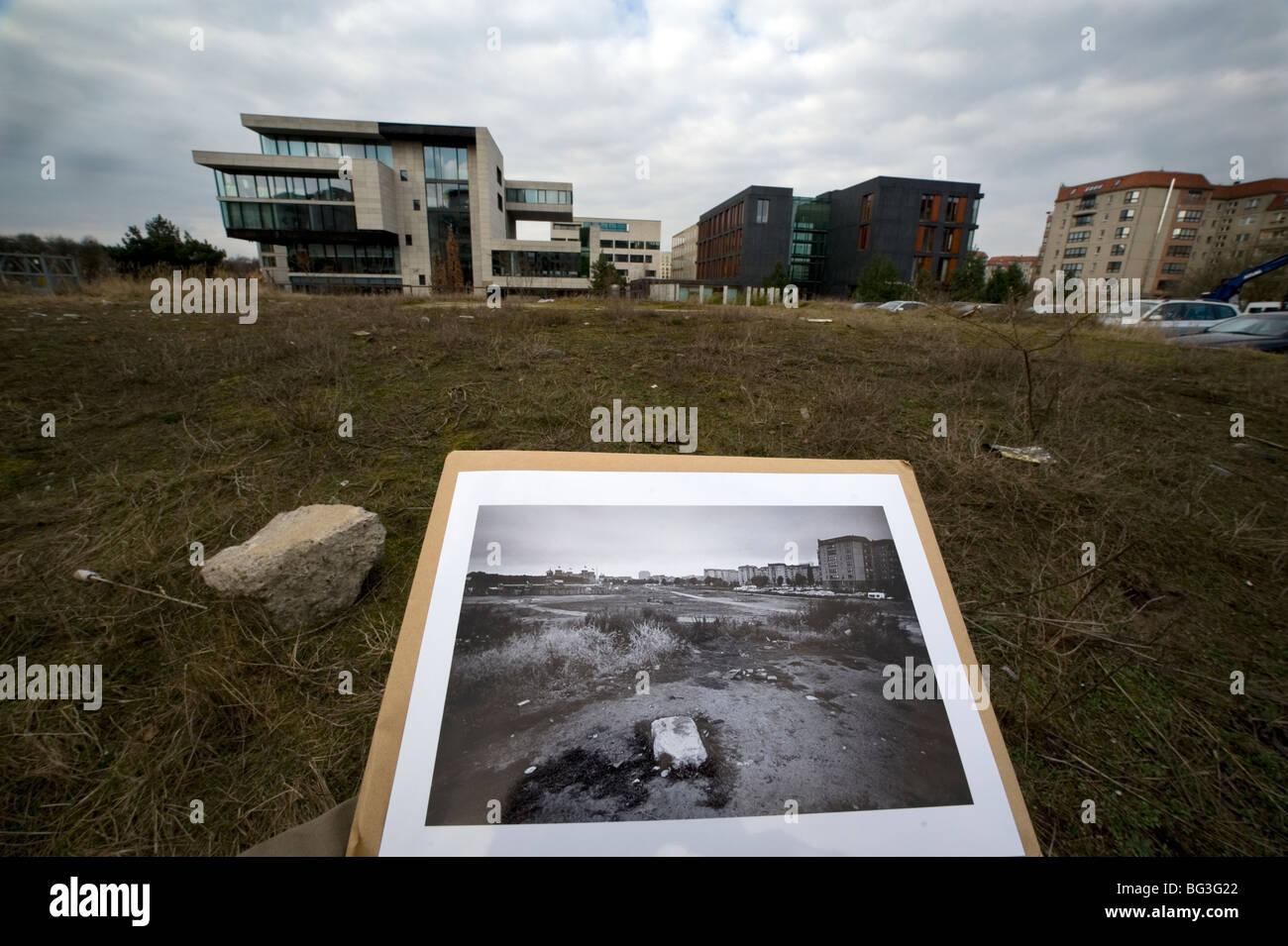 berlin 2009 1989 ddr hitlers bunker standort deutschland. Black Bedroom Furniture Sets. Home Design Ideas
