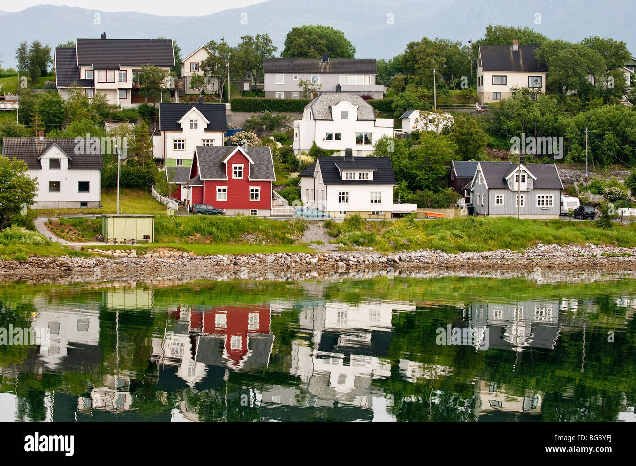 bronnoysund norway stockfotos bronnoysund norway bilder alamy. Black Bedroom Furniture Sets. Home Design Ideas