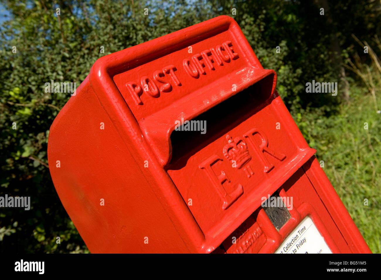 Agrarland Briefkasten Englisch Stockfoto Bild 27155973 Alamy