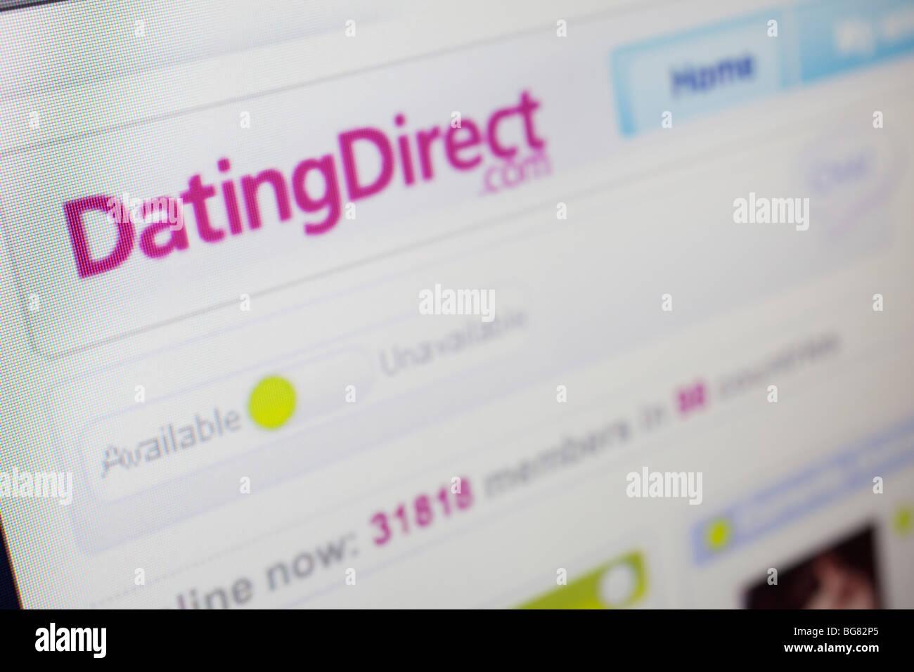 Übernatürliche Dating-Website