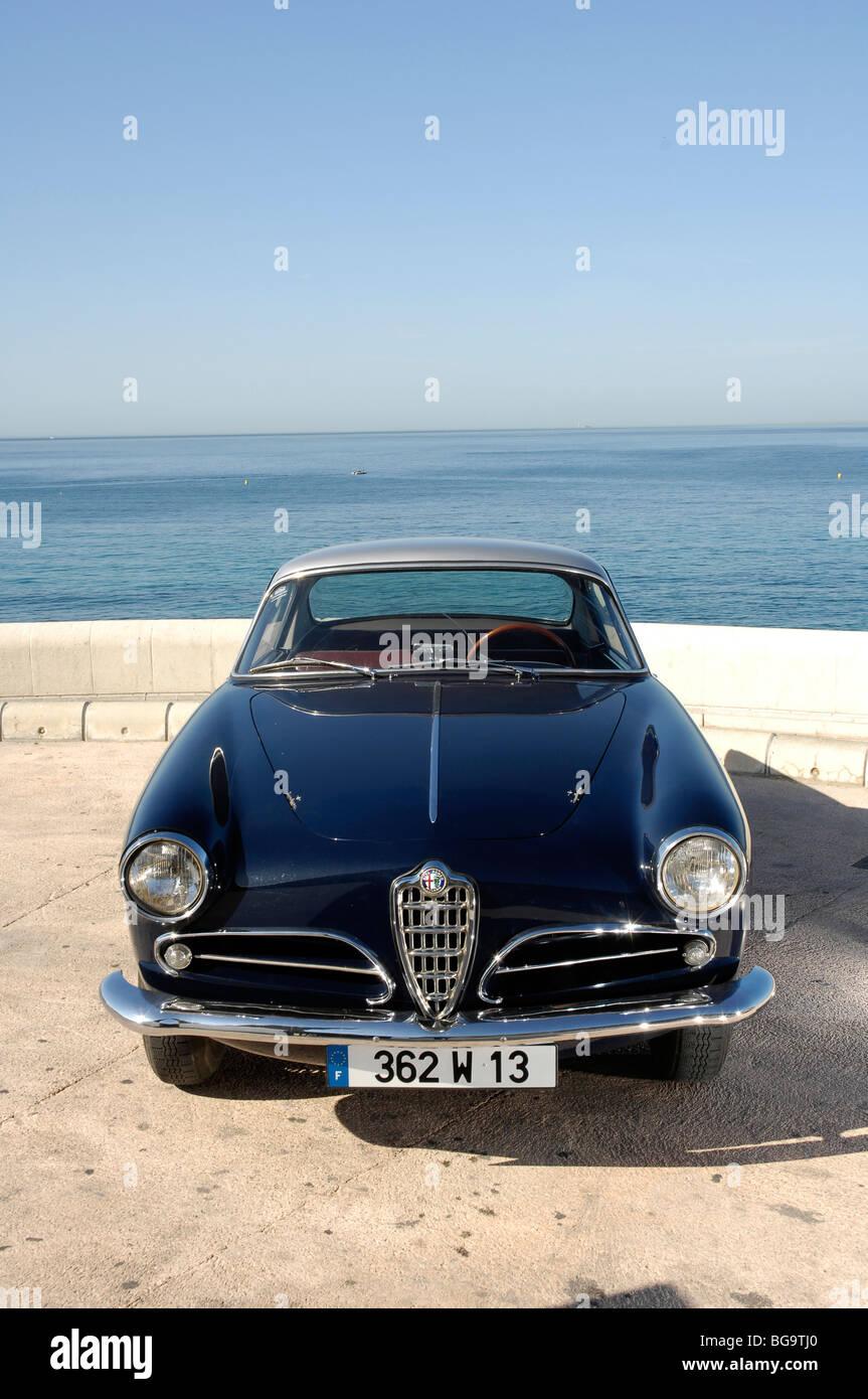 Alfa Romeo 1900C 1956 Stockbild