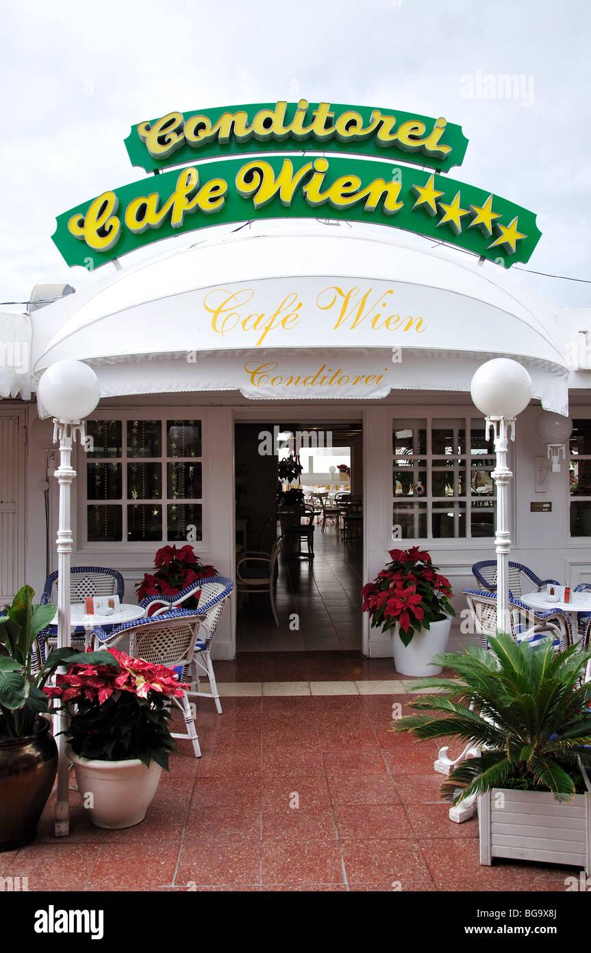 Wein Cc cafe wein cc cita shoppingcenter playa ingles san bartolome