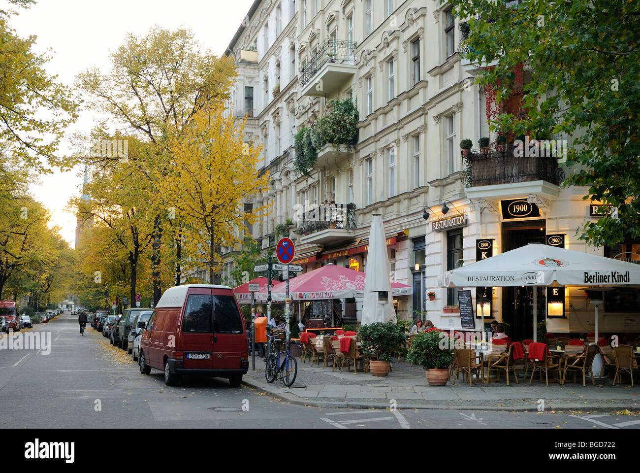 restaurant restauration 1900 am kollwitzplatz bezirk. Black Bedroom Furniture Sets. Home Design Ideas