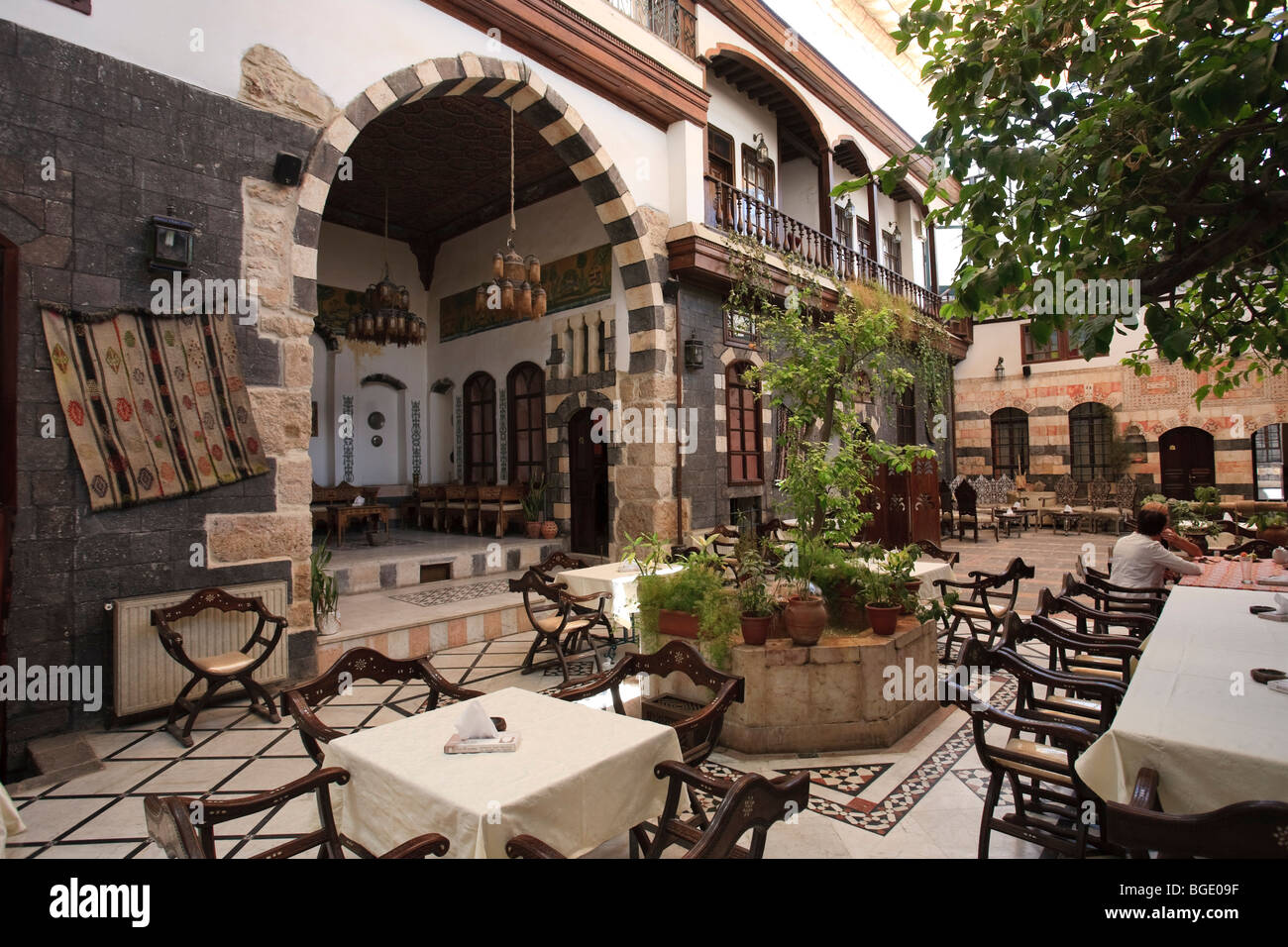old damascus house stockfotos old damascus house bilder