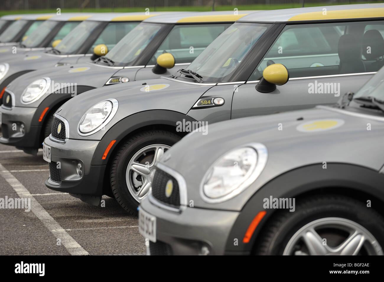 Electric Cars Stockfotos & Electric Cars Bilder - Alamy