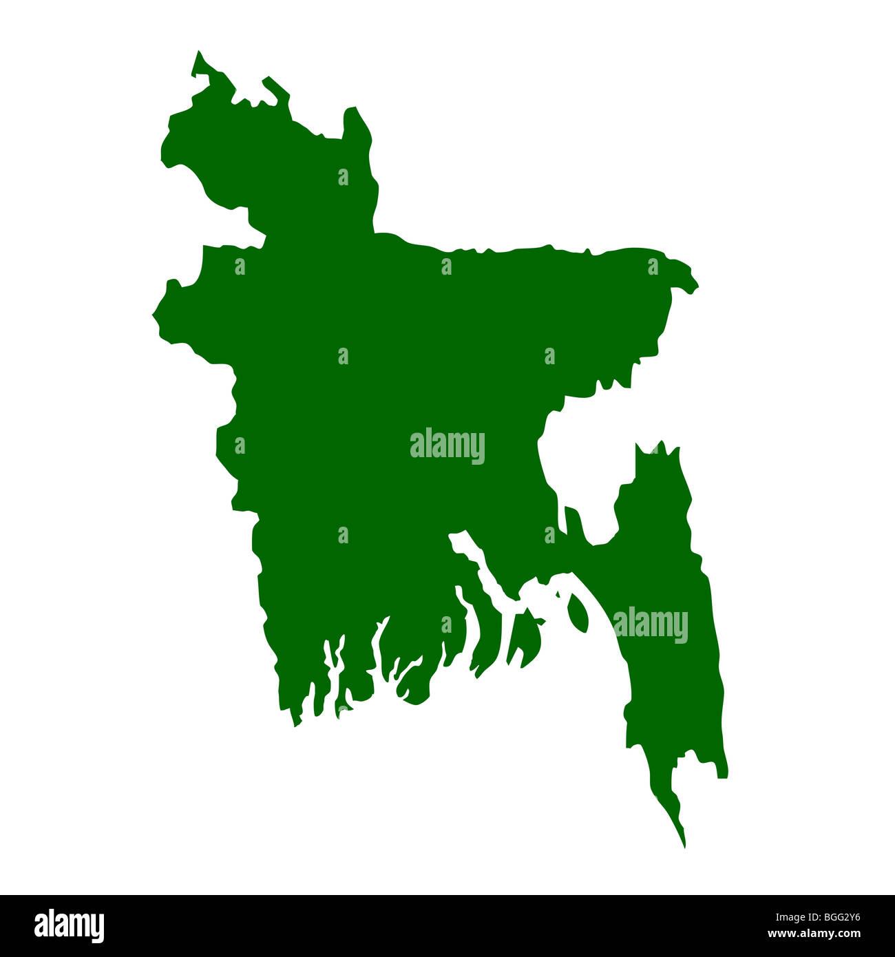 Naher Osten Karte Ohne Beschriftung.Bangladesch Karte Stockfotos Bangladesch Karte Bilder Alamy