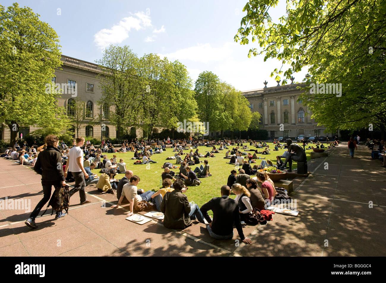 Studenten Berlin