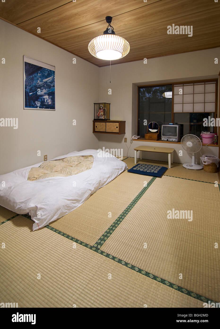 Fuji Hakone Guesthouse, Hakone, Japan Stockbild