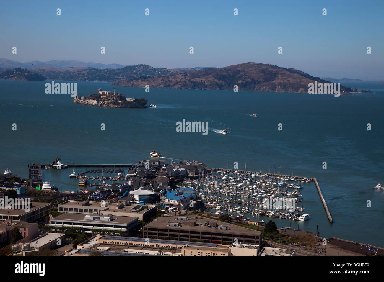 San Francisco Harbour Stockfotos & San Francisco Harbour Bilder - Alamy