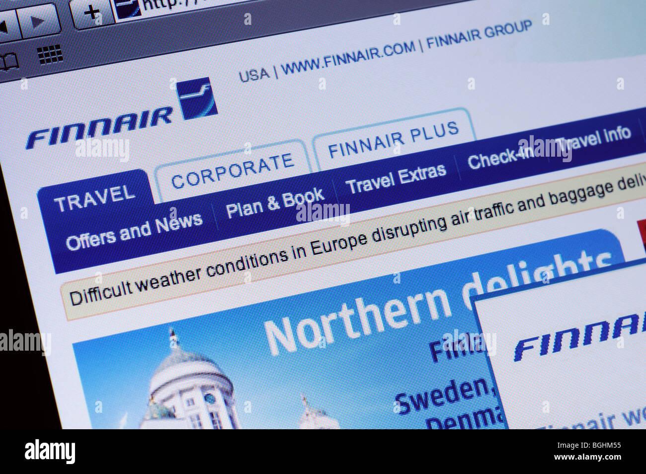 Finnair Stock