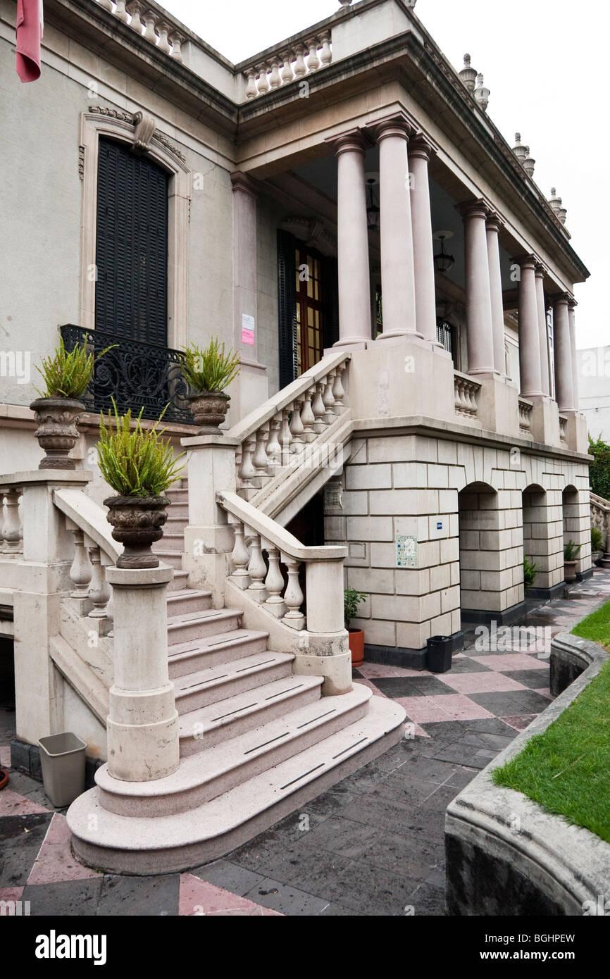 Paris inspiriert ehemalige Herrenhaus der Belle Epoche verwendet ...