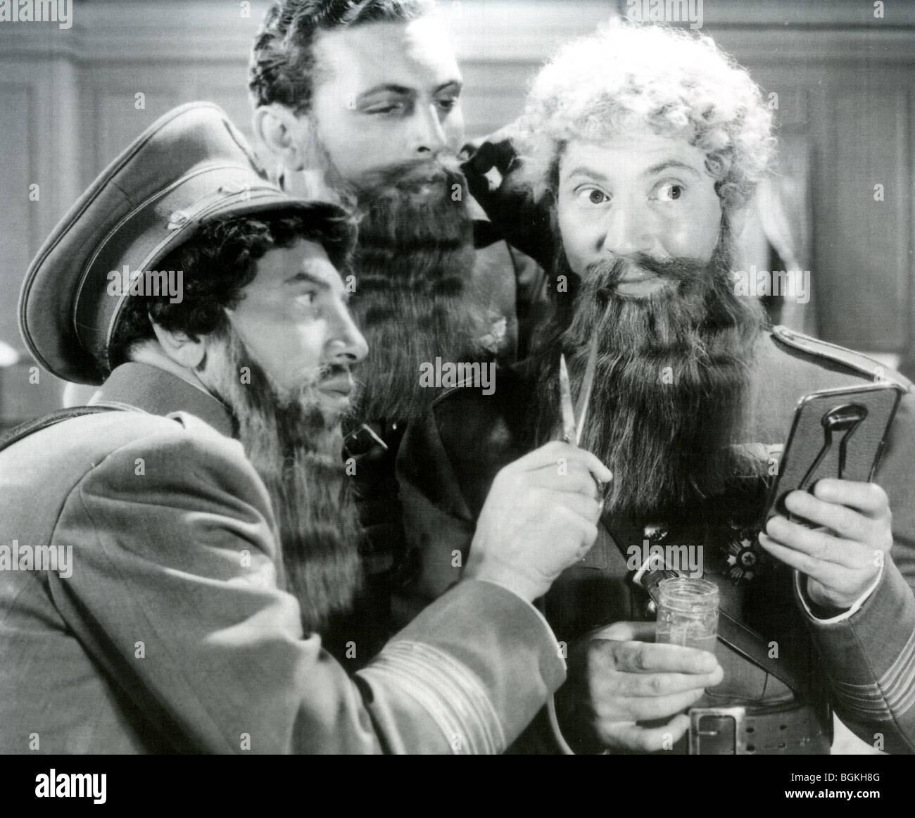 Eine Nacht in der Oper 1935 MGM-Film mit den Marx Brothers Stockbild