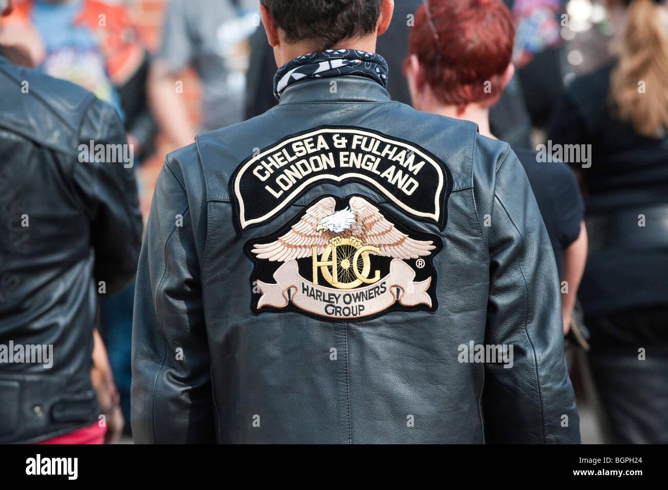 Harley jacke rally