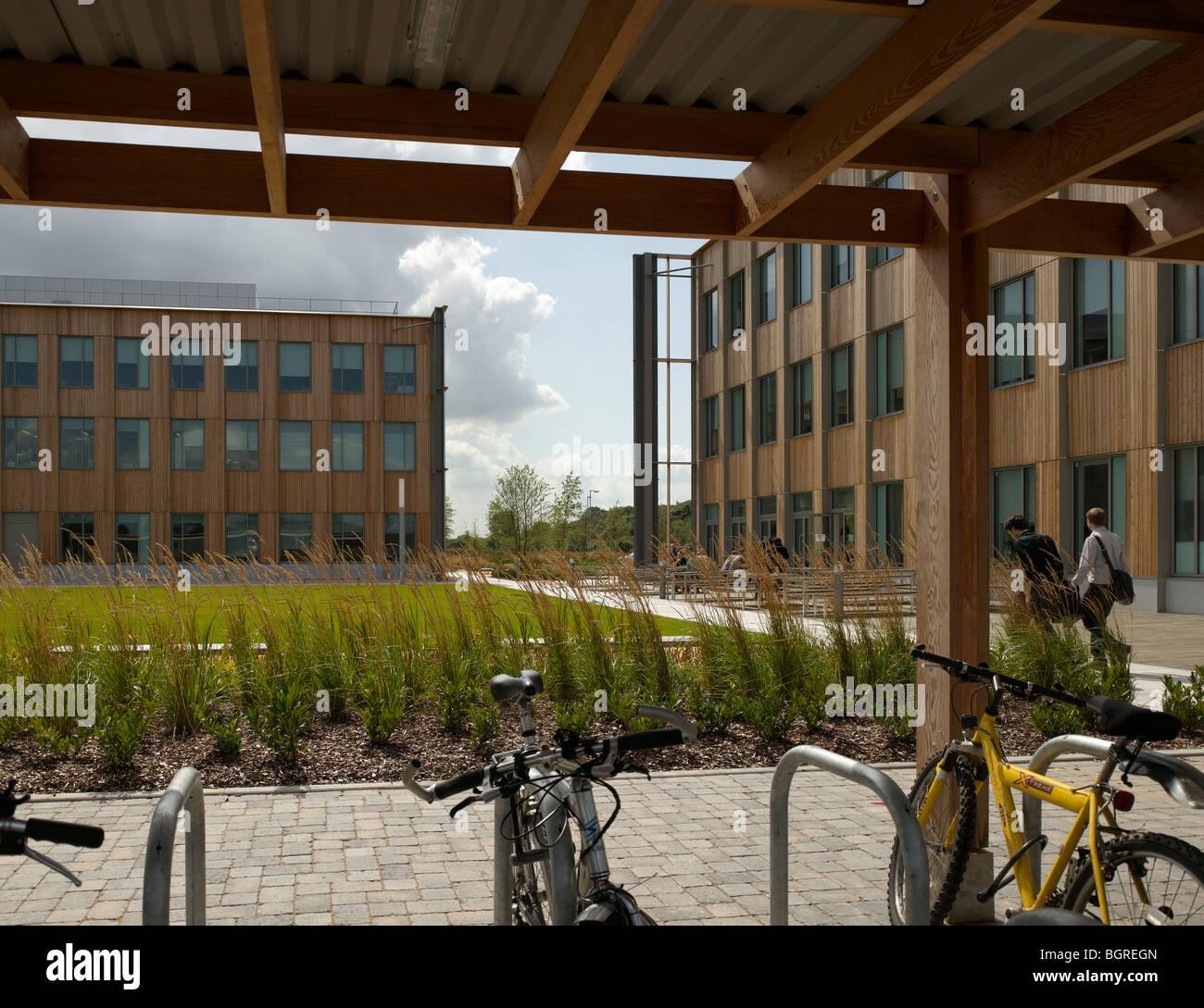 Ericsson Ansty Park Buro Gebaude Coventry Verbundeten Und Morrison