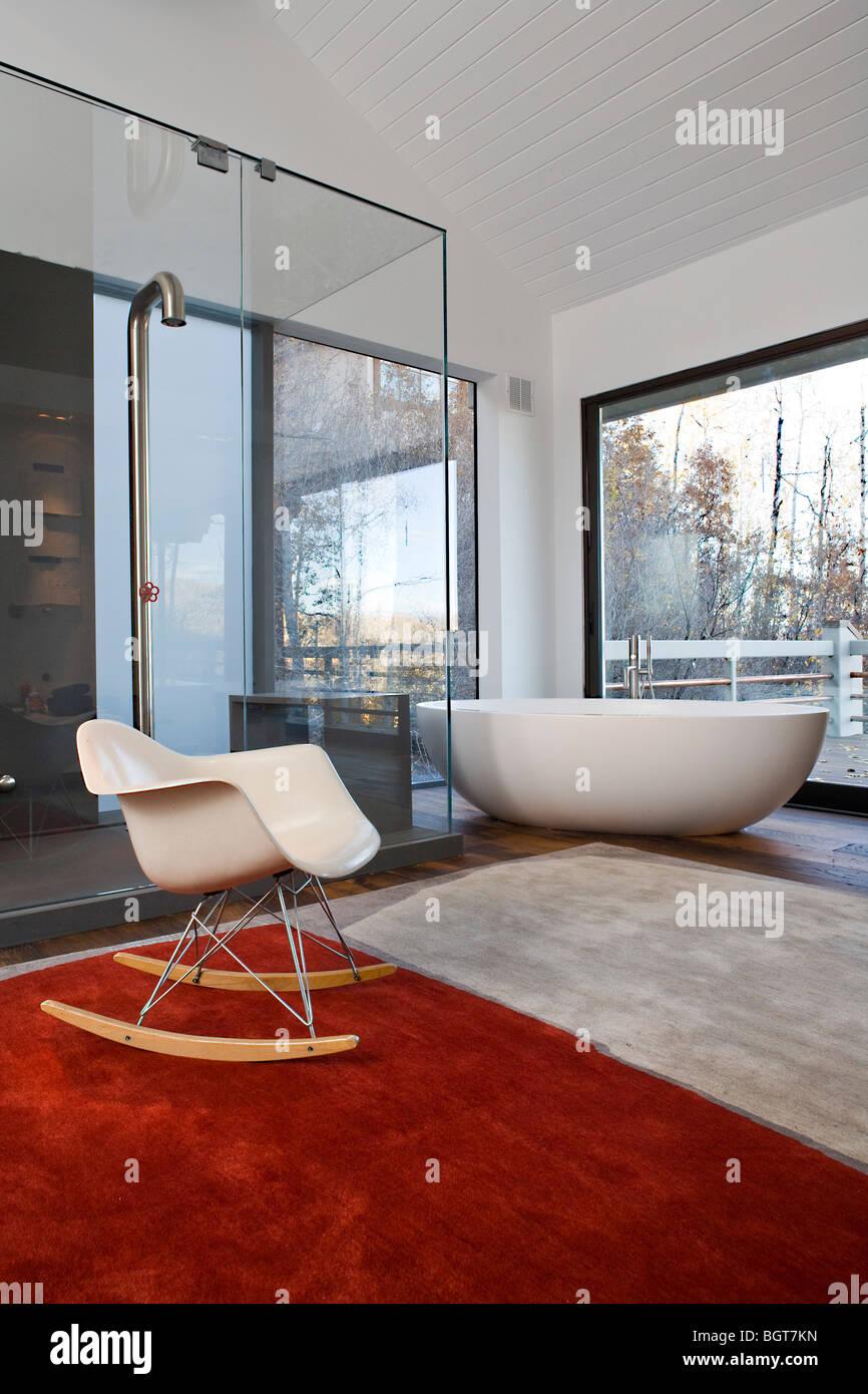 Bathroom 2007 Interior Design Stockfotos & Bathroom 2007 Interior ...