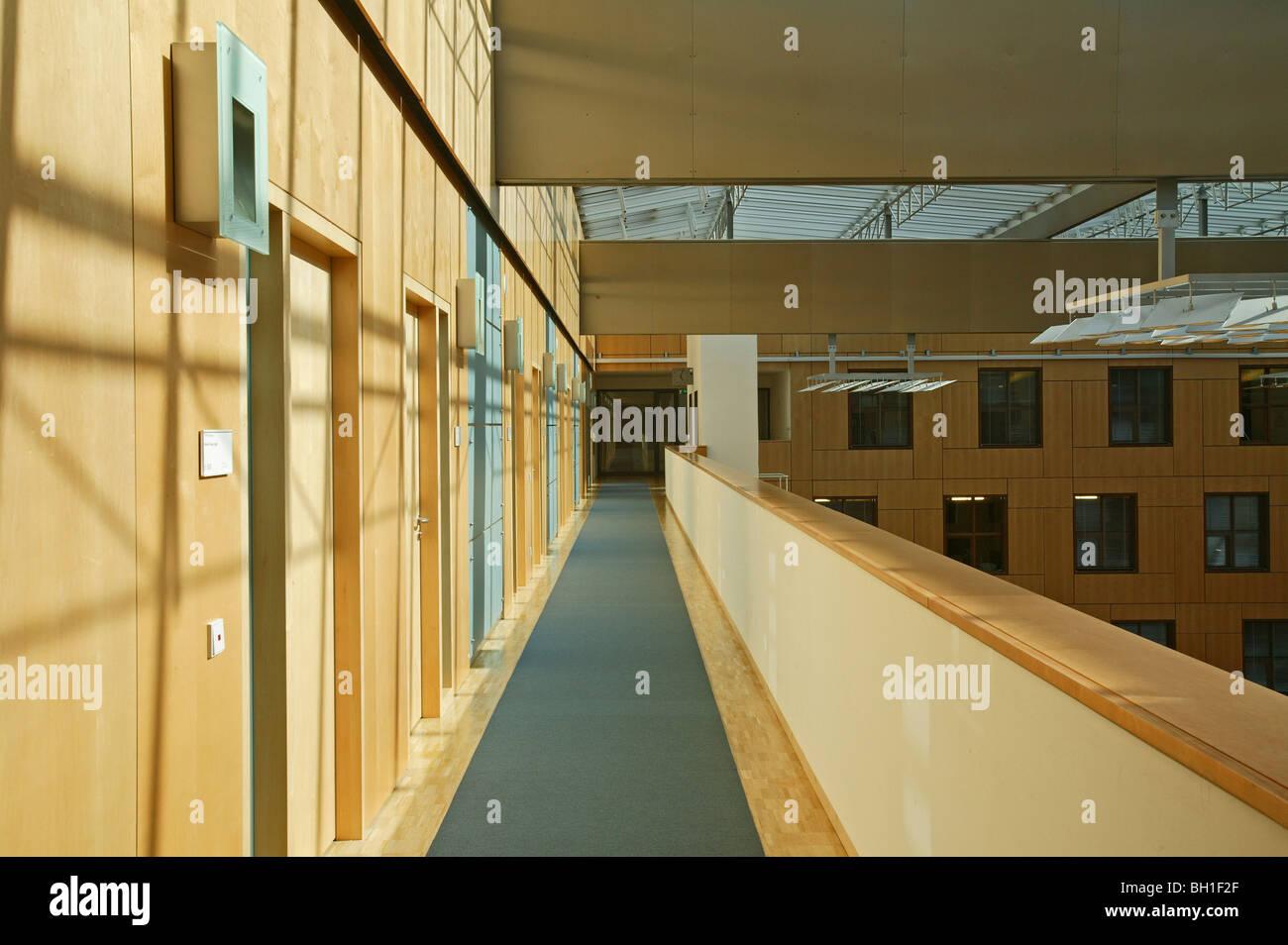Jakob-Kaiser-Haus, parlamentarischen Büros, Parlament in Berlin, Deutschland Stockbild