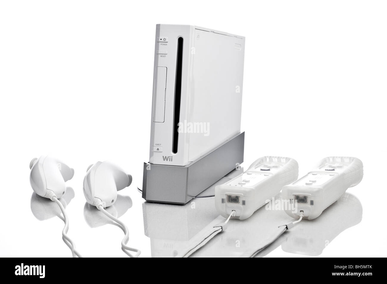 Nintendo Wii Stockfotos & Nintendo Wii Bilder - Alamy