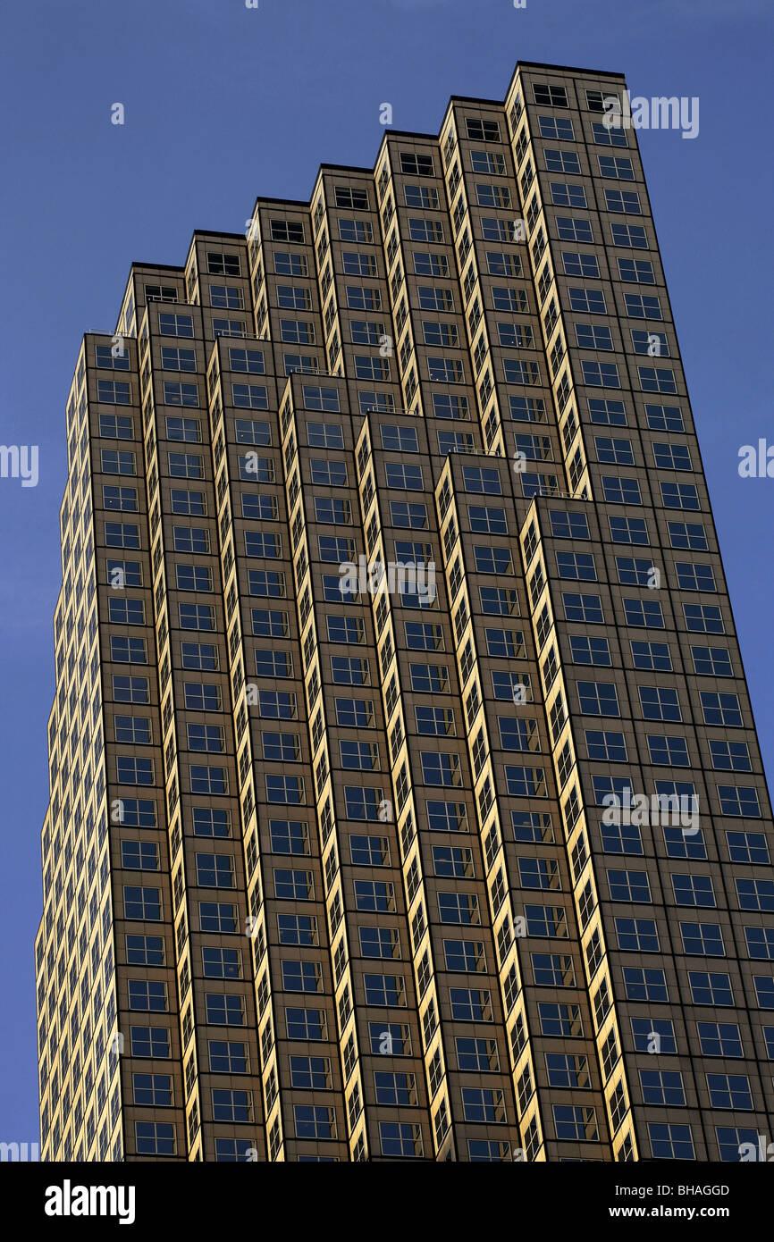 Wachovia Financial Center, Miami, Florida, USA Stockbild