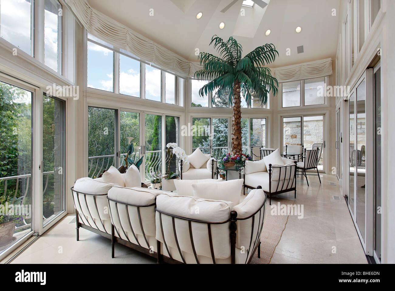 Wundervoll Fensterfront Das Beste Von Veranda Im - Mit