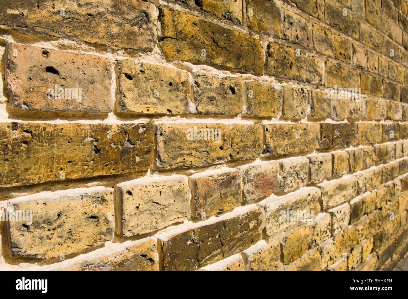 Lime Sand Brick Wall Stockfotos und bilder Kaufen Alamy