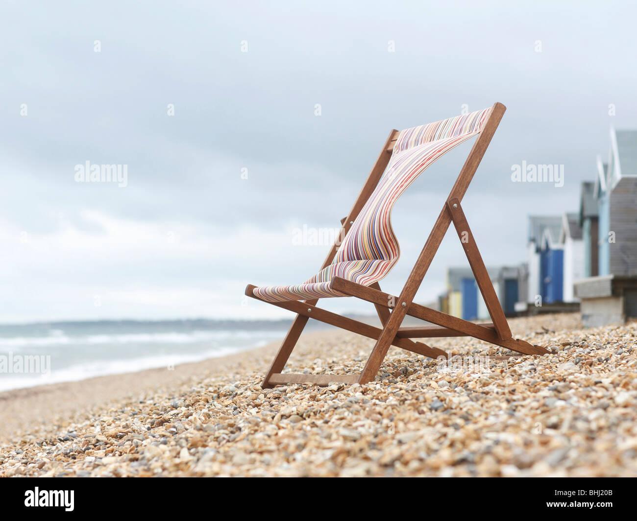 deck chair stockfotos deck chair bilder alamy. Black Bedroom Furniture Sets. Home Design Ideas
