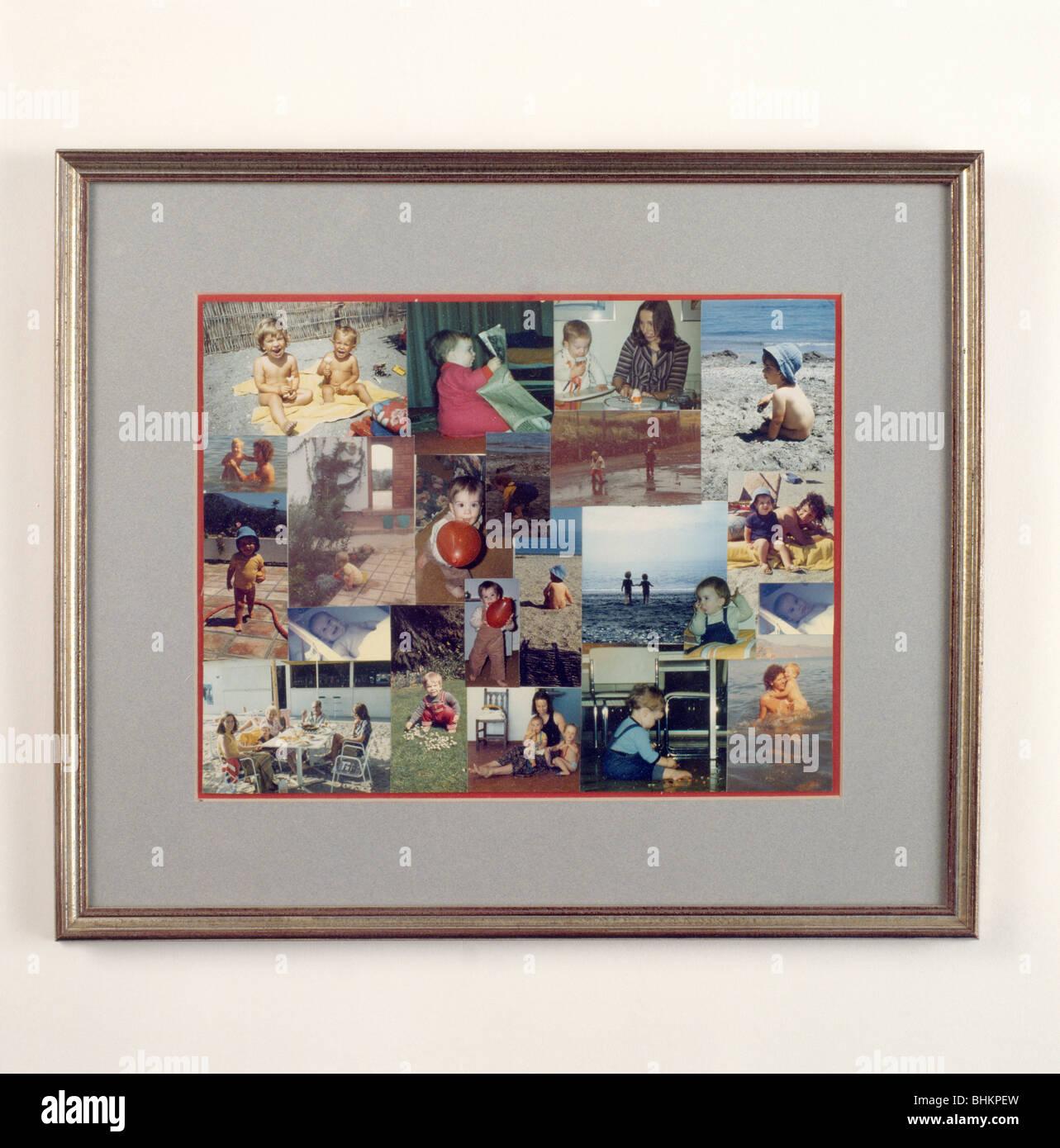 Unglaublich Collage Ideen Galerie Von Fantastisch Gerahmte - Benutzerdefinierte Bilderrahmen .