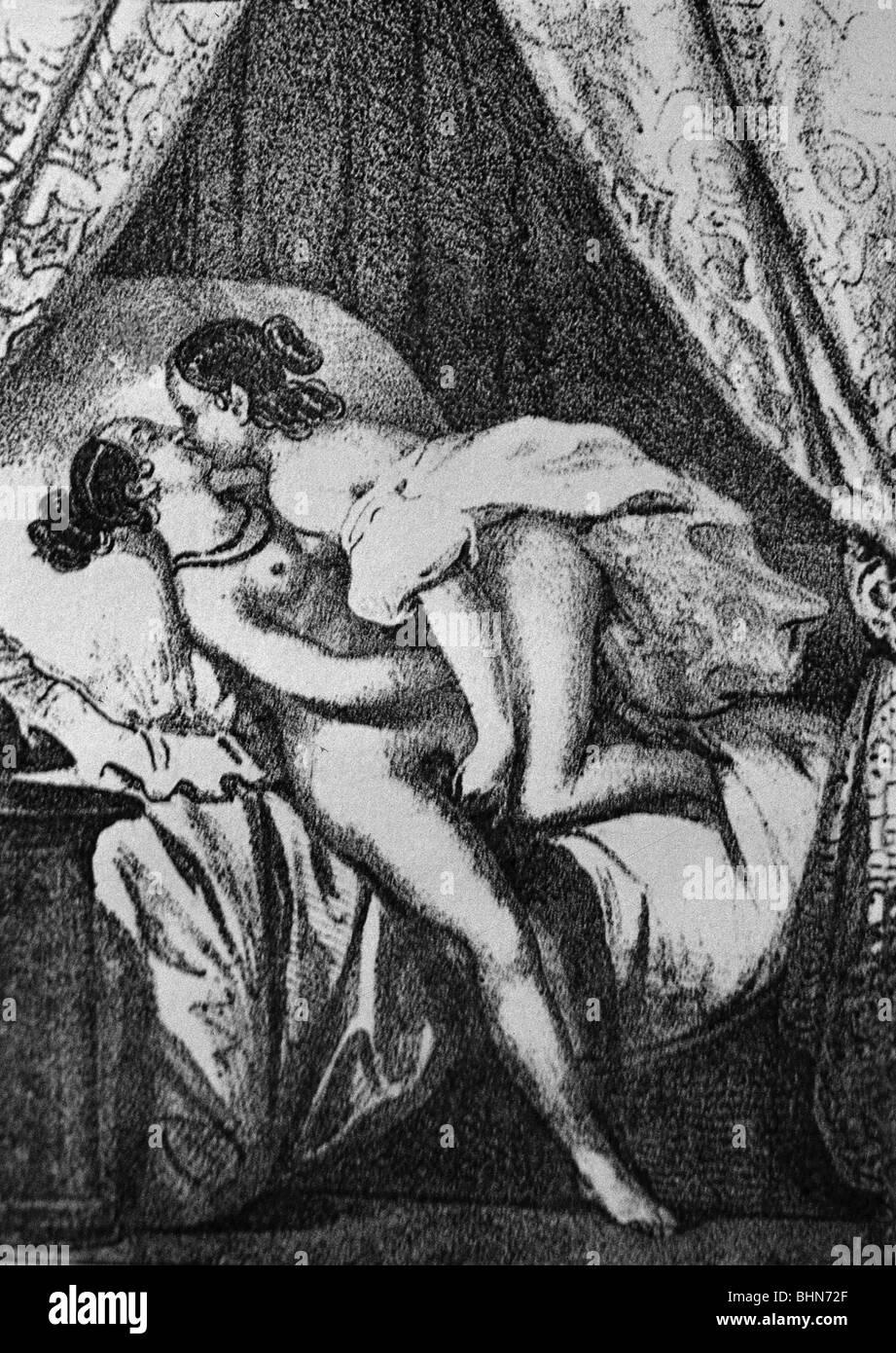 Lesben lieben Sex