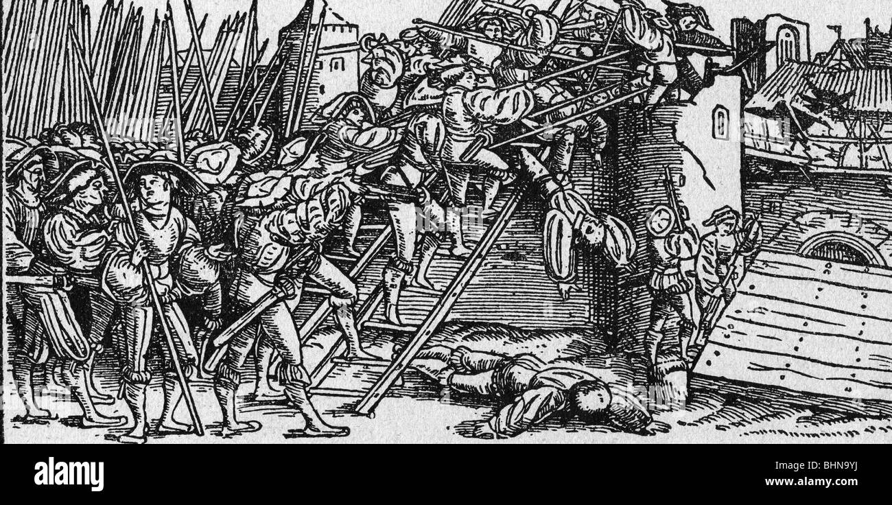 the history of the 1524 peasant revolt in germany Germany's peasants' war was a 2-year revolt against the swabian in order to understand germany's peasants' war (1524 germany german history peasants' war.