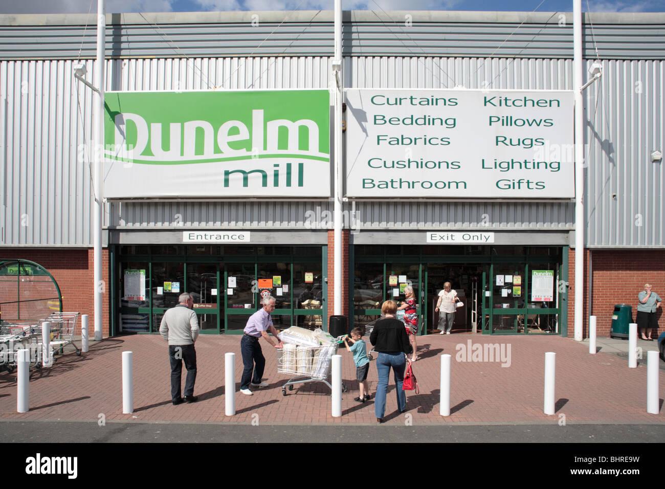 Dunelm Mill Stockfotos & Dunelm Mill Bilder - Alamy