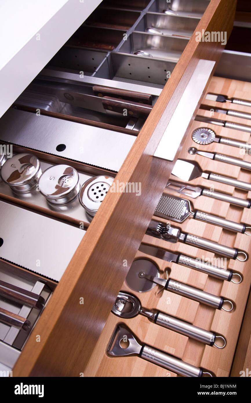 Modern Kitchen Details Stockfotos Und Bilder Kaufen Alamy