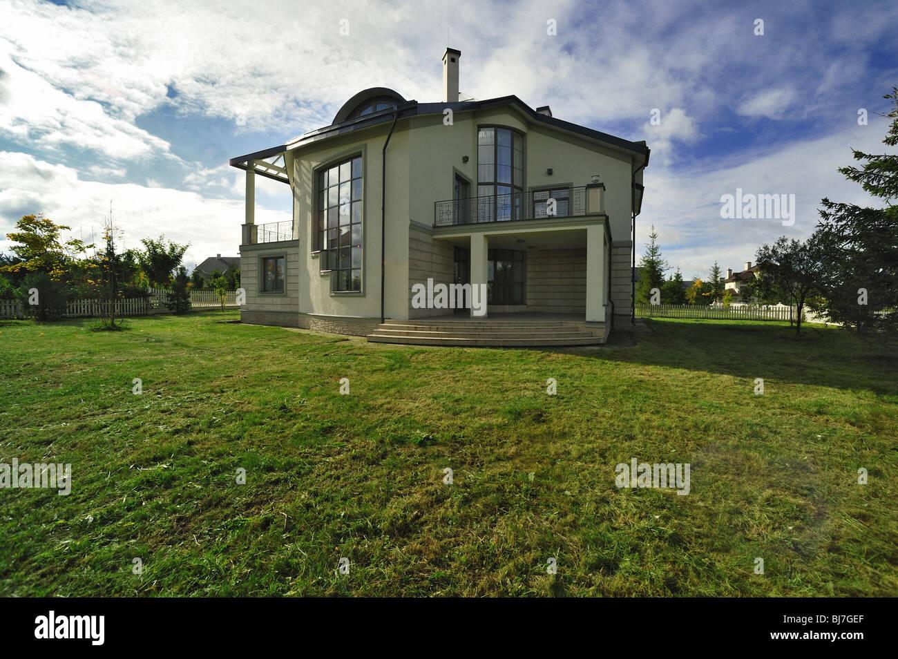 Landhaus Architektur Stockfoto Bild 28440791 Alamy