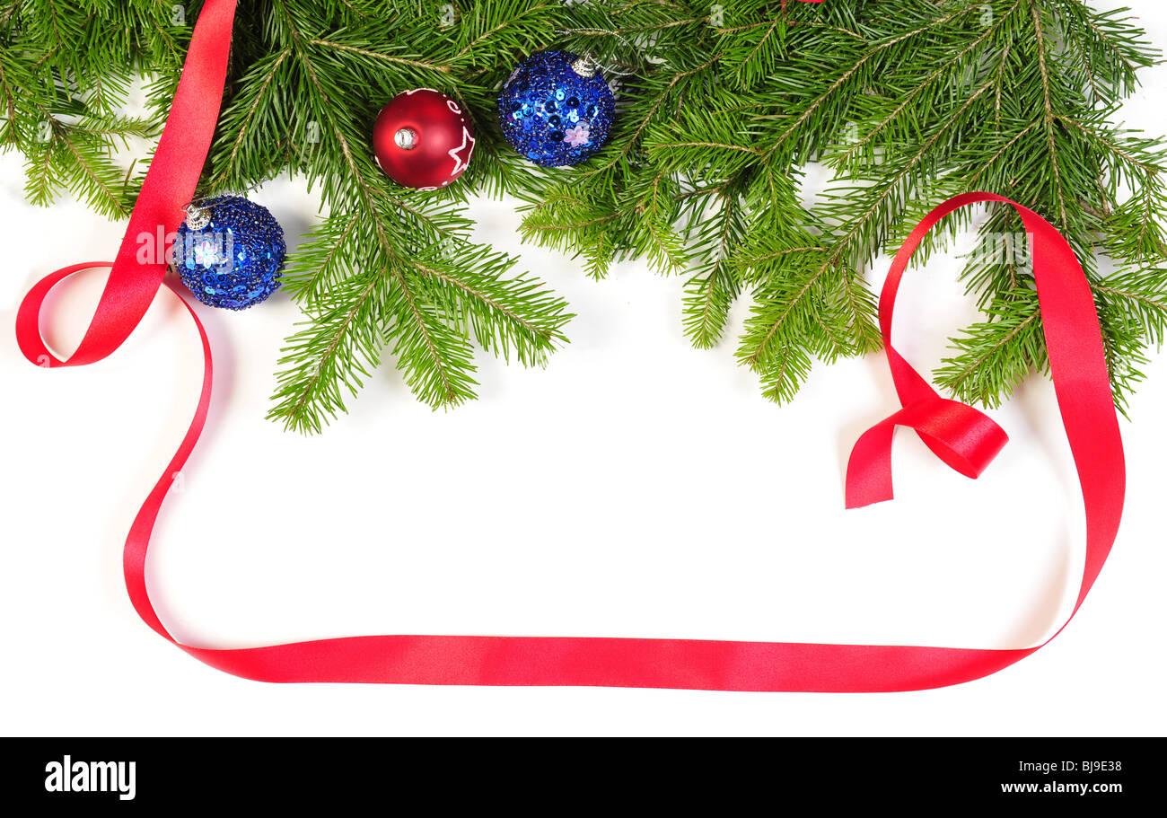 Weihnachten Dekoration Rahmen mit textfreiraum für Ihren text ...