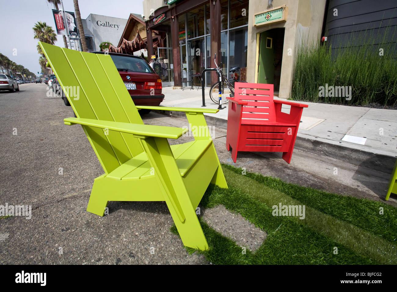 Recycling-Kunststoff Gartenmöbel von Loll Designs, aus recyceltem ...