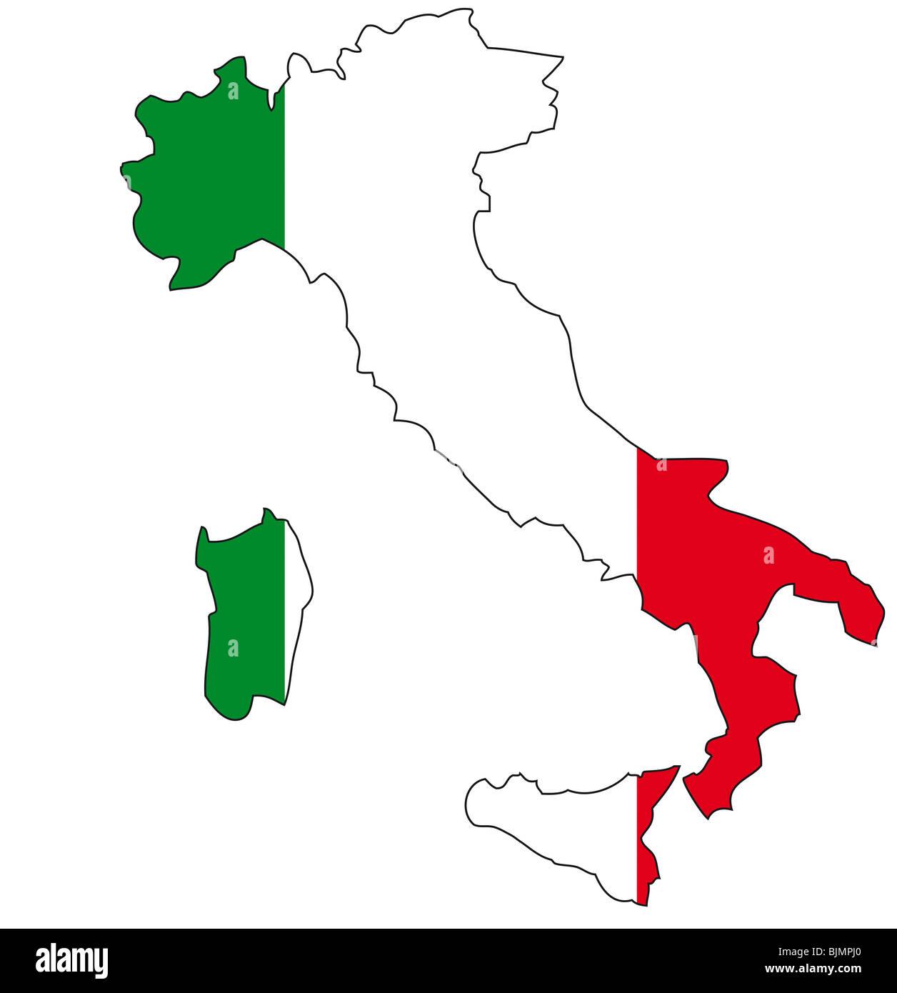 Bilder, Stockfotos und Vektorgrafiken Italien Stiefel