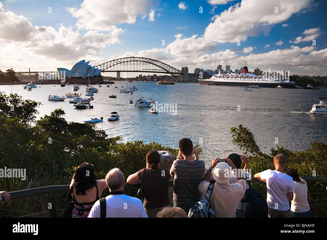 Sydney Opera House, Sydney, Australien Stockfoto