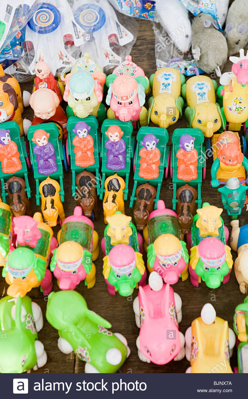 Toys Market Stall 41