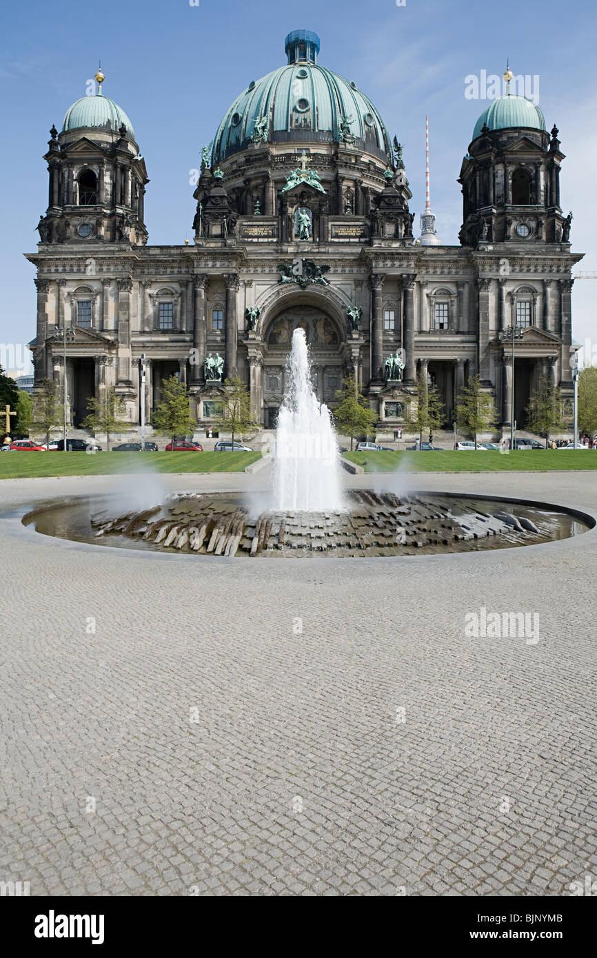 Berliner Dom Stockfoto