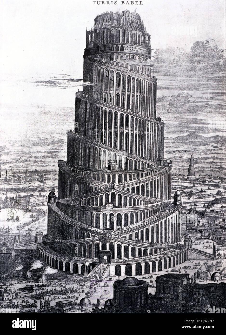 Turm Babylon