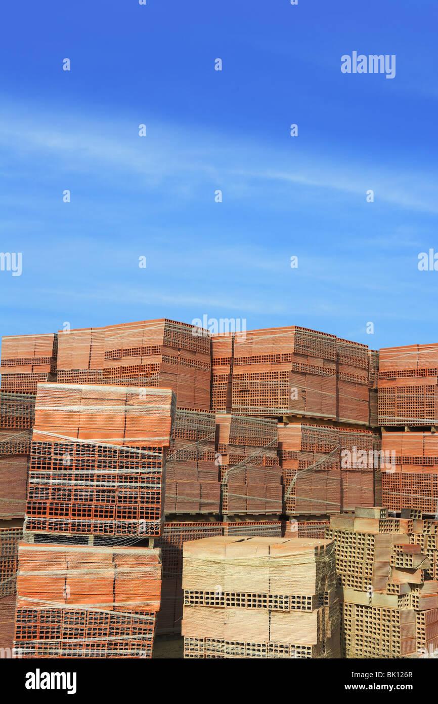 brick clay brick stockfotos brick clay brick bilder alamy. Black Bedroom Furniture Sets. Home Design Ideas