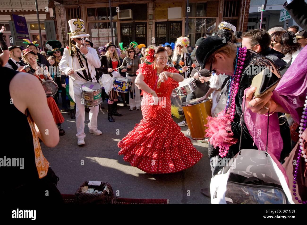 French Quarter Festival Stockfotos & French Quarter Festival Bilder ...