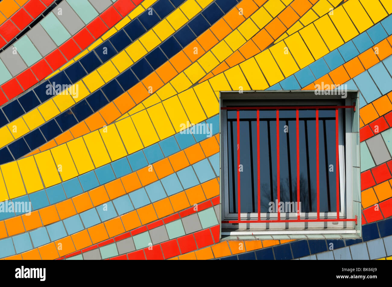 coloured tiles stockfotos coloured tiles bilder alamy. Black Bedroom Furniture Sets. Home Design Ideas