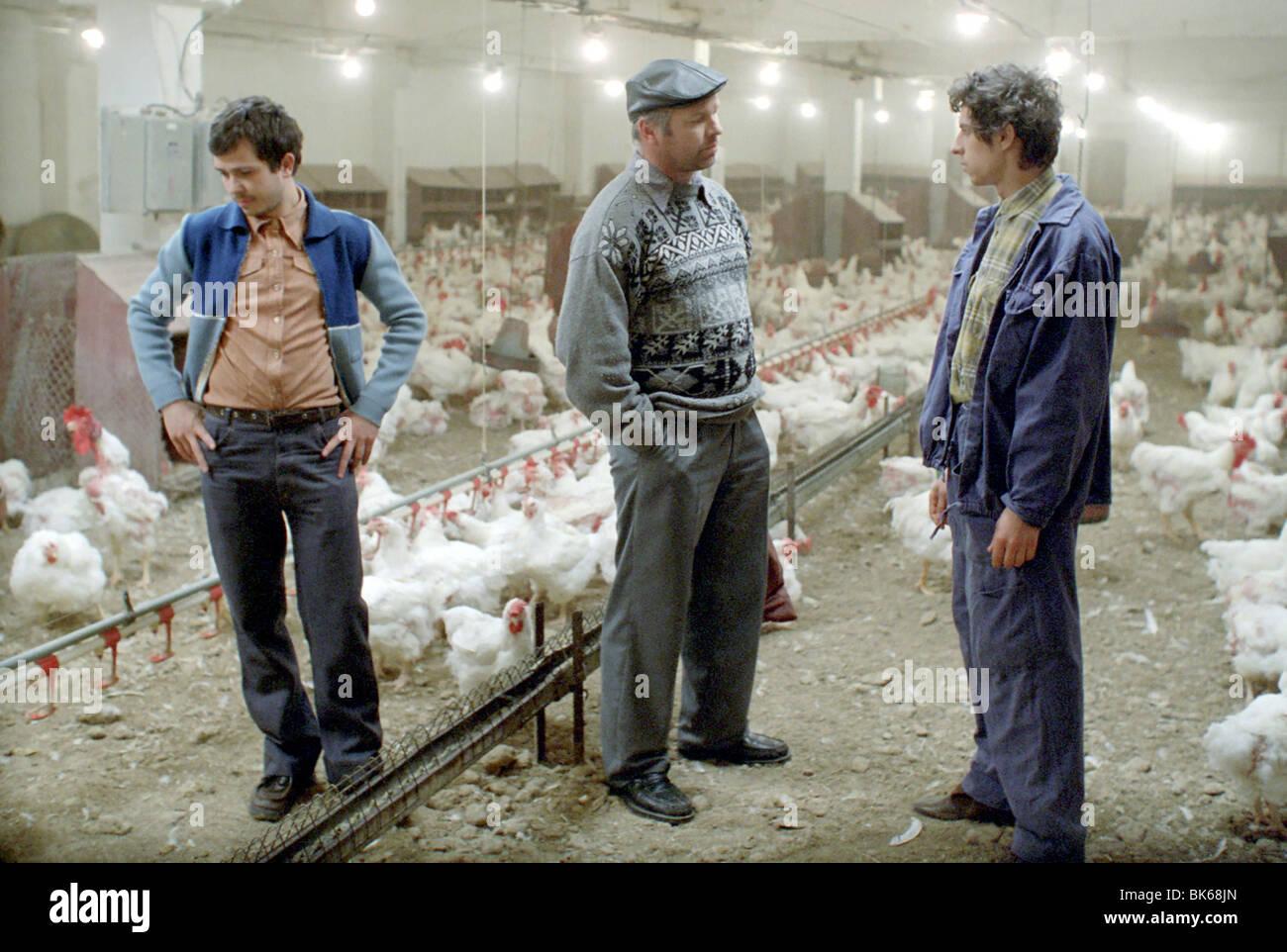 Amintiri Din Epoca de Aur die Legende von Chickendriver Jahr 2009 Direktoren Cristian Mungiu, Ioana Uricaru, Hanno Stockbild