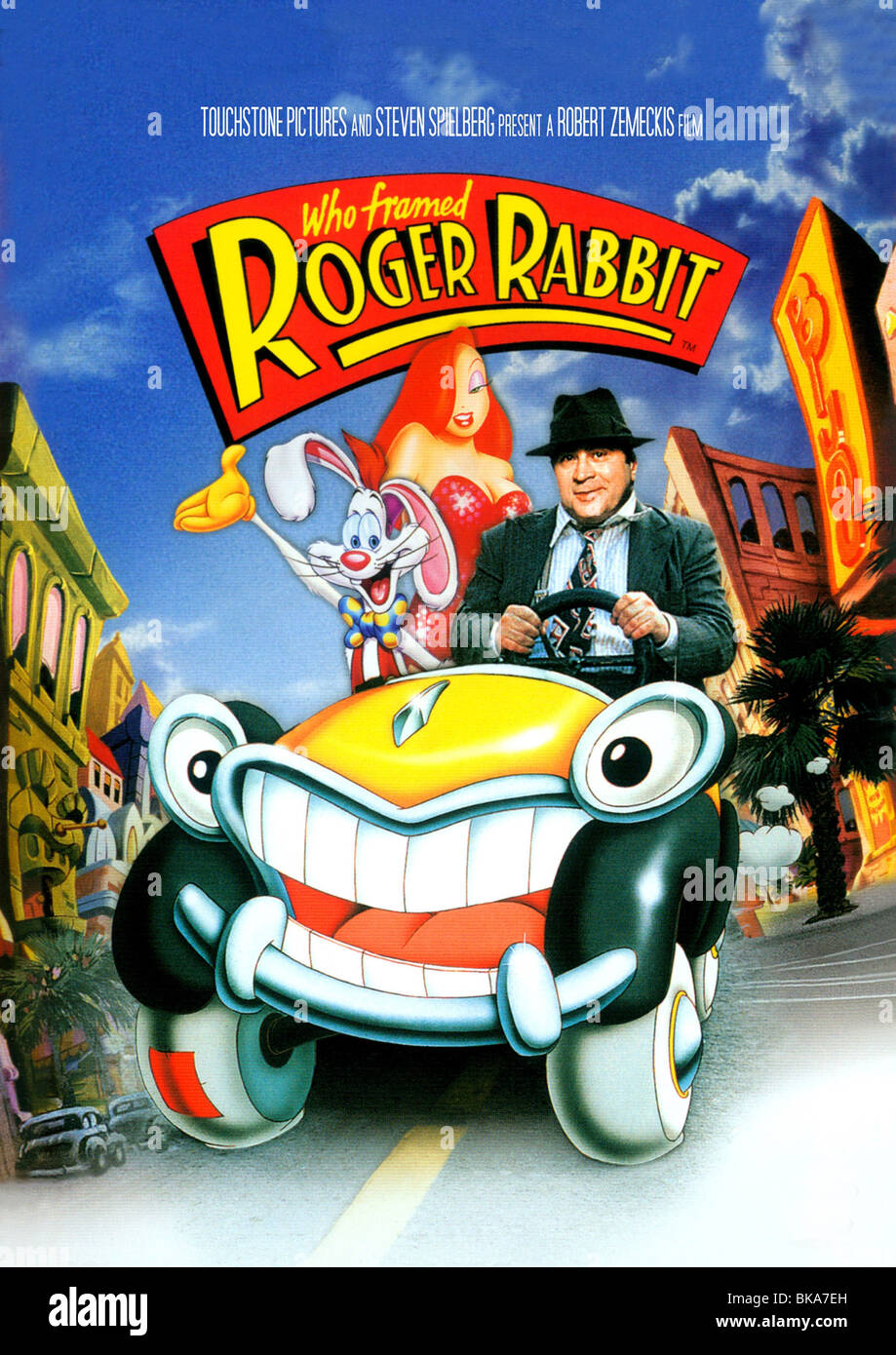 Wer Framed Roger Rabbit Jahr: 1988 - USA Regie: Robert Zemeckis Bob ...