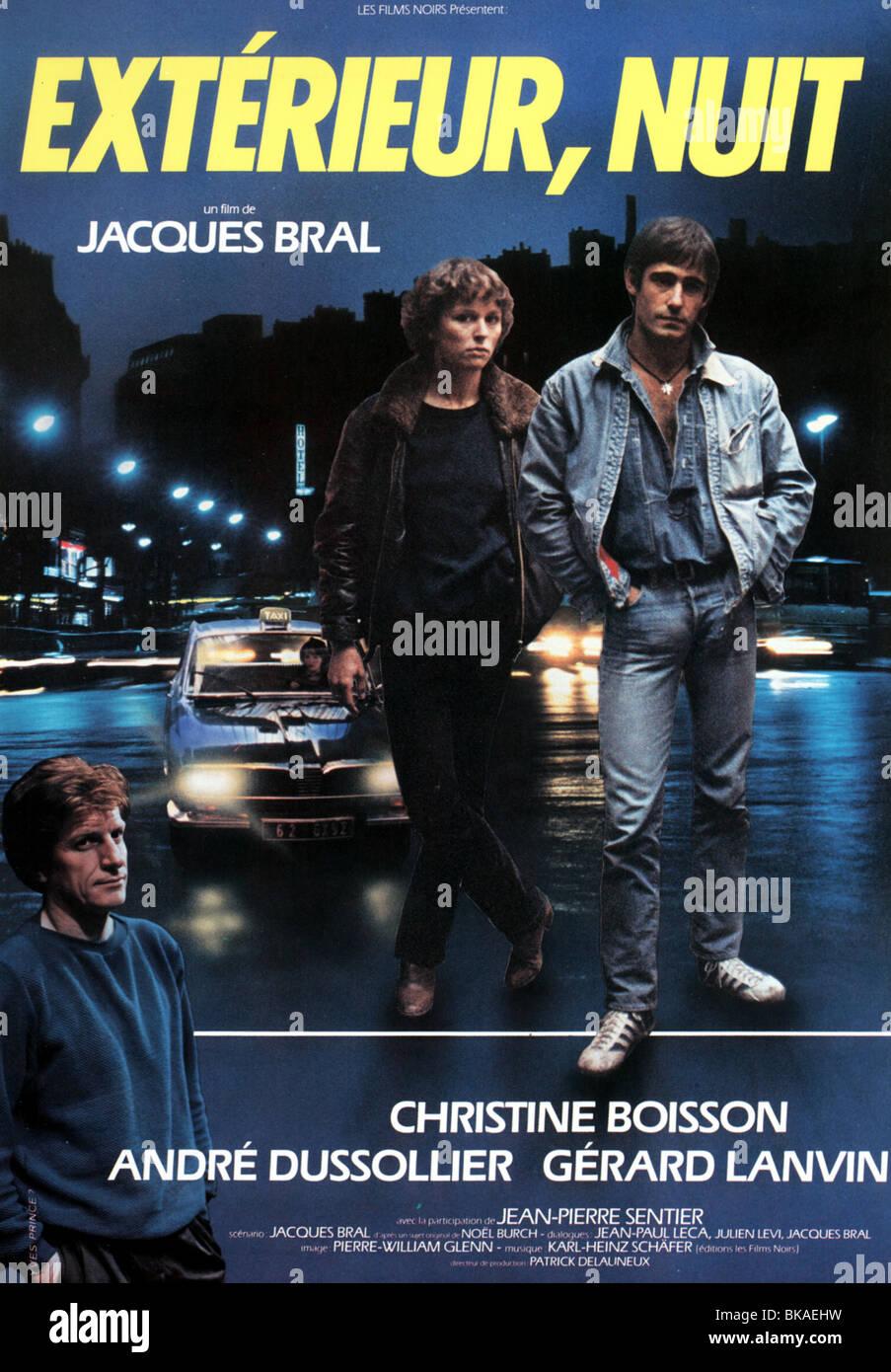 Christine boisson stockfotos christine boisson bilder for Exterieur nuit film