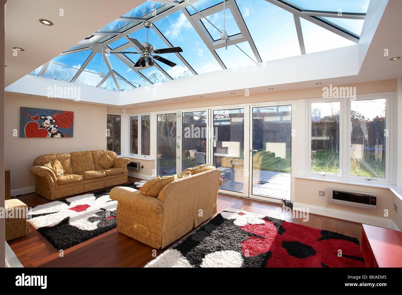 house orangery stockfotos house orangery bilder alamy. Black Bedroom Furniture Sets. Home Design Ideas