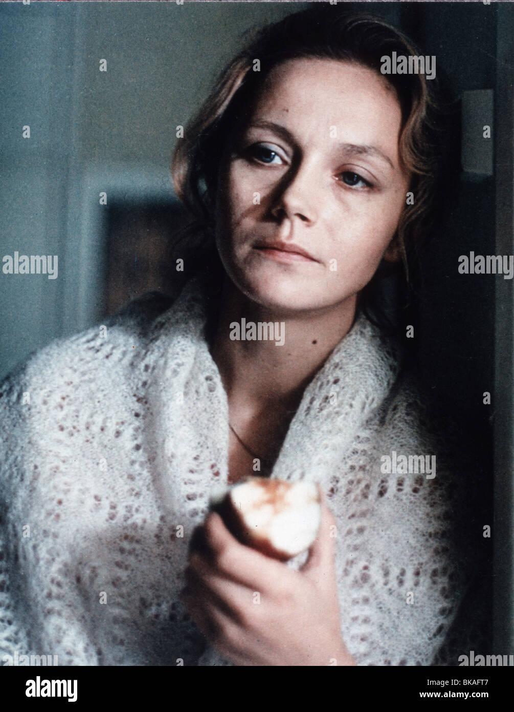Bez Svideteley ohne Zeugen Jahr: 1983 Sowjetunion Regie: Nikita Michalkow Irina Kupchenko Stockbild