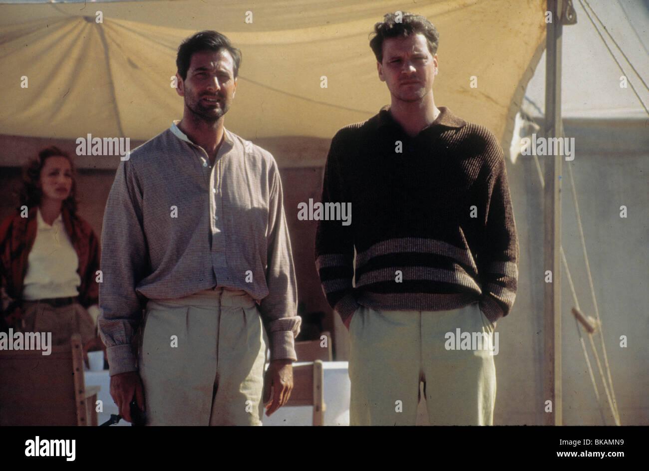 DER ENGLISCHE PATIENT (1996) KRISTIN SCOTT THOMAS, JULIAN WADHAM, COLIN FIRTH EPT 031 Stockbild