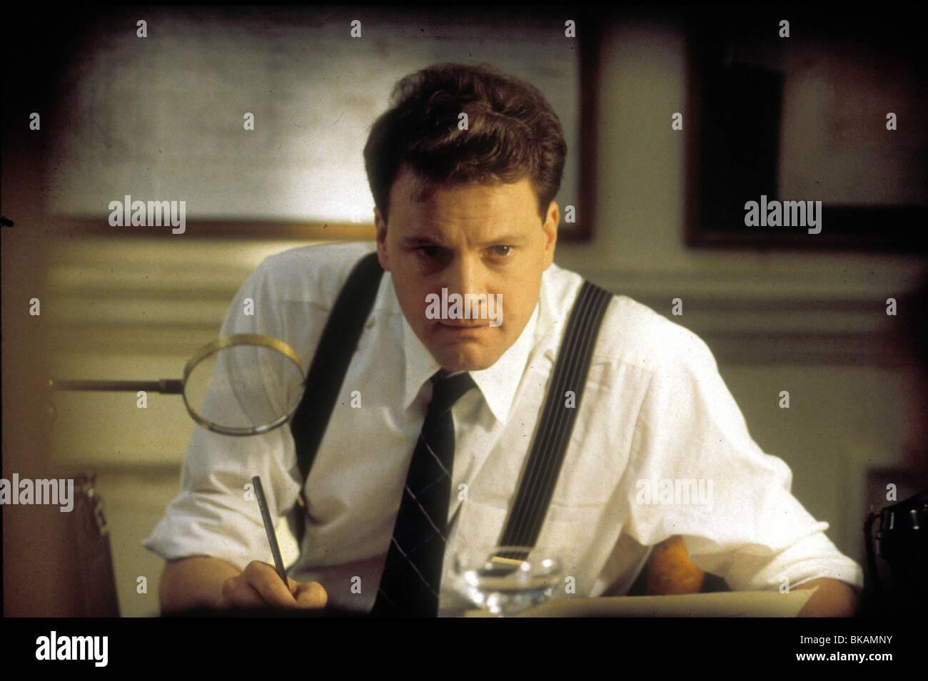 DER ENGLISCHE PATIENT (1996) COLIN FIRTH EPT 010 Stockbild