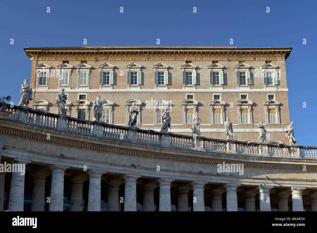 Papstpalast Rom